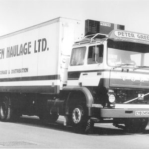 Peter Green Haulage Limited
